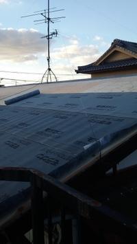 松山市T様邸屋根改修工事 - 有限会社池田建築ホーム 家づくりと日々のできごと♪