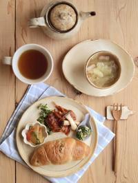 朝ごはん - 陶器通販・益子焼 雑貨手作り陶器のサイトショップ 木のねのブログ