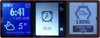 スマートウォッチPebbleの使用感(2) - デジの目