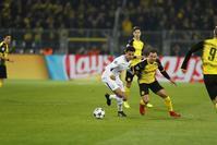 ドルトムント対トットナム(於:Dortmund) - MutsuFotografia blog