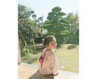 ♥かわいい着画♥「子供割烹着 (キッズエプロン)for フォーマル(着物&ドレス)」 - child_kitchen