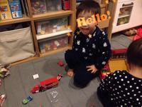 4歳と208日/1歳と264日 - ぺやんぐのブログ