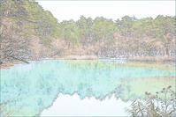 裏磐梯・青沼 2 - 光 塗人 の デジタル フォト グラフィック アート (DIGITAL PHOTOGRAPHIC ARTWORKS)