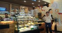 Cafe Greco のでっかいナポレオンパイ と ケーキに関する余談少々 @ Lovina ('17年5月) - 道楽のススメ