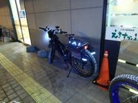 【ATB1000】今年ラストライド(予定)~あのBBを鳴らすのは~ - 札幌の自転車乗りKAZ ビボーログ(備忘録)