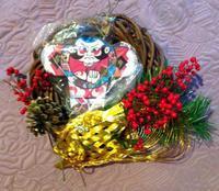正月飾り - 石のコトバ