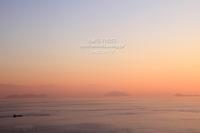 夕暮れ時と内海大橋 - my FHOTO