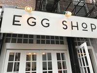 NY:Egg Shop - 転々娘の「世界中を旅するぞ~!」
