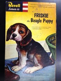 ビーグル犬のプラモデル - マルタカヤ模型