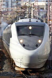 臨時サンダーバード充当のW01編成を撮る - 鉄道撮影メモ用
