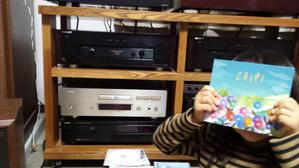 New 中古CD PLAYER導入しました(笑) - taka オーディオ・レコード趣味日記