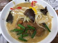 金沢(有松):麺や 福座(フクゾ)「かき醤油鶏白湯」 - ふりむけばスカタン