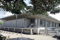 上野私立西小学校(現伊賀市立上野西小学校)体育館 - 建築図鑑 II