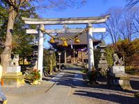 初詣と風野真知雄1月2日(月) - しんちゃんの七輪陶芸、12年の日常