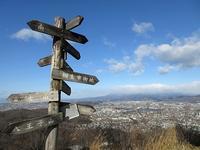 群馬の駅からハイク vol.11 : 太田市 茶臼山を越えて八王子丘陵を西から東へ歩く     Mount Chausu in Ōta, Gunma - やっぱり自然が好き