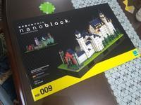 "#nanoblock ノイシュバンシュタイン城で""引きこもり男子""へと…(^^; - Entrepreneurshipを探る旅"