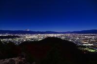 甲府の夜景 - 風とこだま