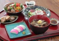 元旦の晩ご飯(๑¯﹃¯๑)♪ - **  mana's Kitchen **