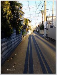 【811】新年の日々 - Yamyam町一丁目