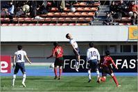 全国高校サッカー2018滝川第二対帝京可児 - すべては夏のためにⅡ