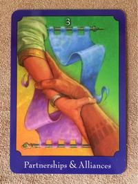 今年最初のメッセージ:サイキック・タロット・オラクルカード直観リーディング:魂のカード3 - アトリエkeiのスピリチュアルなシェアノート