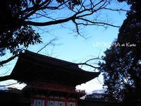 京都へ - カメラでヒトコマ