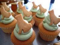 お正月ケーキ - e-cake 開業からの・・その後~山梨県甲州市のカップケーキ屋「e-cake」ができるまで since 2010.1.~