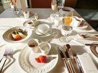 ホテルアナガで朝食(淡路島) - 料理研究家 島本 薫の日常