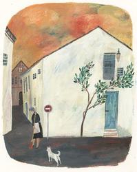今日の絵「守りたいもの」 - vogelhaus note