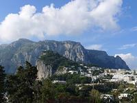 起伏の激しいカプリ島 (Capri 3) - エミリアからの便り