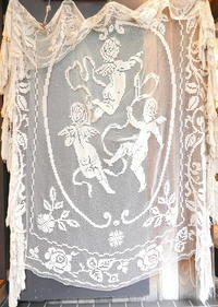 French Antique Lace - carboots