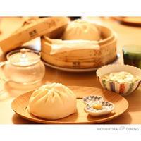 肉まんのお夕飯 - HOSHIZORA DINING