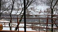 真っ白、犀川峡 - 金沢犀川温泉 川端の湯宿「滝亭」BLOG