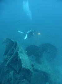 ちゃちゃっと2ダイビング~USSエモンズガイド付きボートダイビング(ファンダイビング)~ - 沖縄本島最南端・糸満の水中世界をご案内!「海の遊び処 なかゆくい」