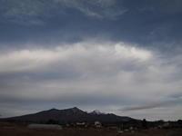 寒の入り - 八ヶ岳 革 ときどき くるみ