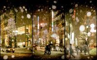 雪降る夜 - ユルリ ユルリト。