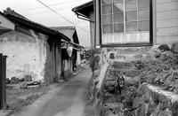 【Nagano Snapshot】中山道・塩名田宿 (夕暮れ時のマメ散歩) 2017 8/21 - 写像的空間
