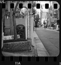 【21st Century Snapshotman 】荻窪あたり  CLE + ロッコール40mmというサブカメラの選択 2017 8/29 - 写像的空間