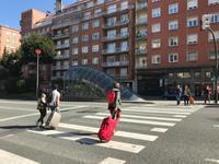 秋のヨーロッパ旅 19. 初めてのスペイン・バスク地方 ビルバオの地下鉄に乗車&バルで初のピンチョス - マイ☆ライフスタイル