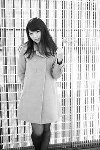 堀川あみちゃん207 - モノクロポートレート写真館