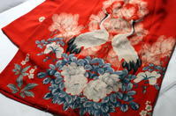花・緑・庭のwebマガジンGarden Storyにて「大正~昭和の戦前の着物に咲いた華やかなりし洋の花」の記事がアップされました。 - 元木はるみのバラとハーブのある暮らし・Salon de Roses