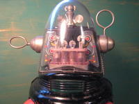 野村トーイメカナイズロボットロビーザロボットオークションにだします。 - LOVE DYNAMIC