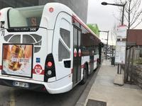 Lyon市内のバスの降車時について - おフランスの魅力