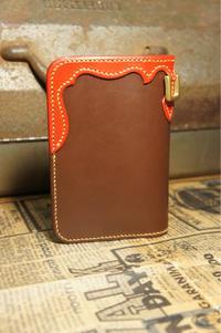 """""""Middle Wallet type1(Custom ver)"""" - Leatherkiller-MK """"blog"""""""