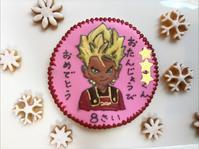 妖怪ウォッチ エンマ大王クッキー - 調布の小さな手作りお菓子教室 アトリエタルトタタン