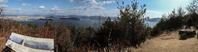 安芸小富士山頂のパノラマ - 田舎もんの電脳撮影日記