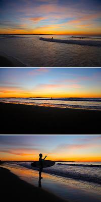 2018/01/07(SUN) 今朝は形の良い小波がありますよ〜 - SURF RESEARCH