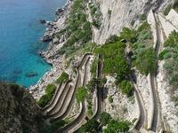 カプリ島の世界一美しい小路 (Capri 5) - エミリアからの便り