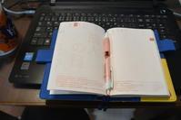 日記を楽しむ - 手をつなぎ とことこ散歩