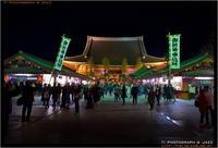 浅草寺 - TI Photograph & Jazz